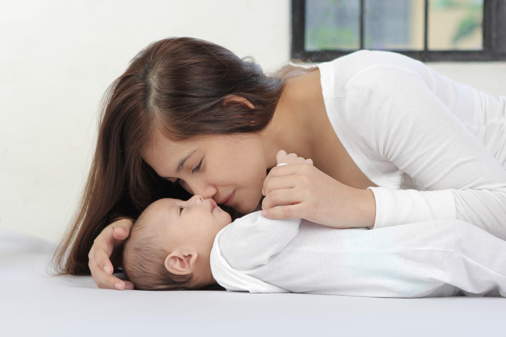 産後の体力回復