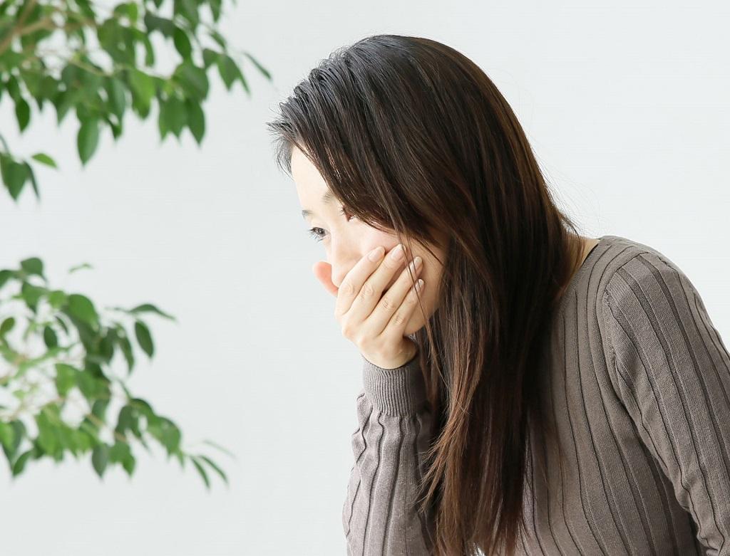 【もしかして妊娠?】妊娠初期症状の「吐き気」とは