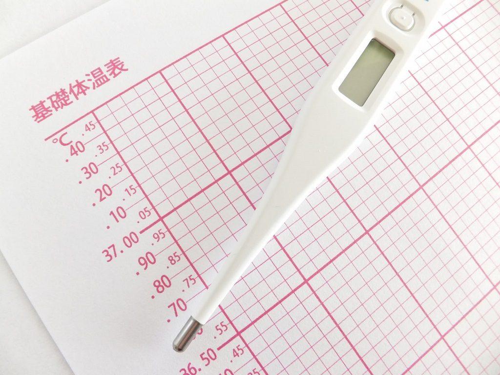 【妊活の準備】妊活前から基礎体温を付けることが大切!
